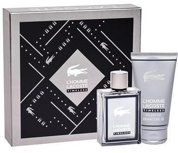 Lacoste L'Homme Timeless Set (EdT 100ml + SG 150ml)