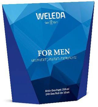 Weleda Geschenkset for Men 2020