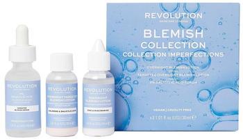 Revolution Beauty Blemish Collection Skincare Set (3pcs.)