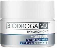 Biodroga MD Moisture Perfect Hydration 24H Care reichhaltig (50ml)