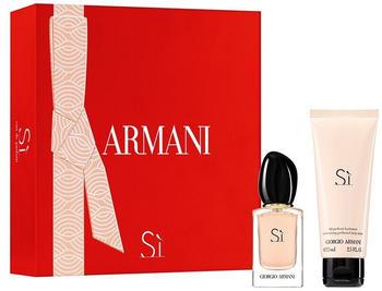 Giorgio Armani SI Eau de Parfum Set (2pcs)