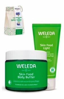 Weleda Skin Food 2020 Set (SG 200ml + SFB 75ml)