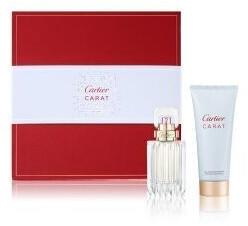 Cartier Carat Set (EdP 50ml + SG 100ml)
