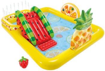 Intex Playcenter Fun'N Fruity 191 x 244 x 91cm 9-teilig