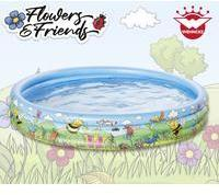 Happy People Flowers & Friends Pool 150 x 25 cm