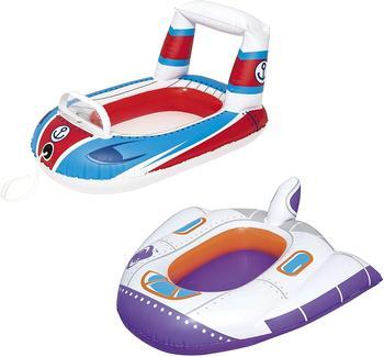Bestway 34106 Aufblasbares Spielzeug für Pool & Strand Mehrfarben Abbildung Kinderboot