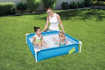 Bestway My First Frame Pool 122x122x30,5cm