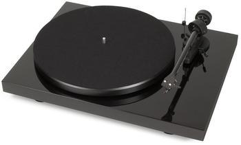 Pro-Ject Debut Carbon Phono USB DC glänzend schwarz