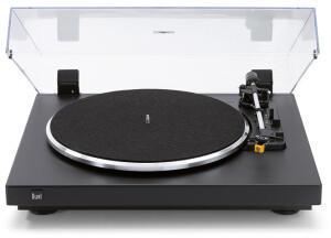 Dual CS 458 schwarz + Phono-Vorverstärker