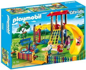 Playmobil 5361 Feuerwehrstation Mit Alarm Test Ab 35 99 Auf