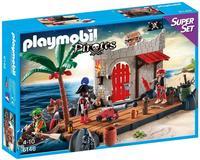 Playmobil Pirates SuperSet Piratenfestung (6146)