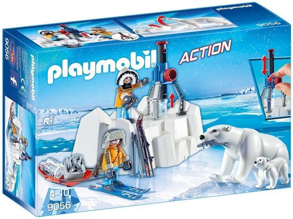 Playmobil Action - Polar Ranger mit Eisbären (9056)