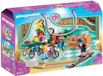 Playmobil City Life - Bike & Skate Shop (9402)
