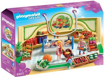 Playmobil City Life - Bioladen (9403)