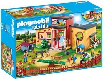 Playmobil City Life - Tierhotel Pfötchen (9275)