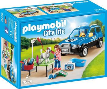 Playmobil City Life - Mobiler Hundesalon (9278)