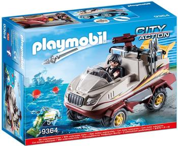Playmobil City Action - Amphibienfahrzeug (9364)