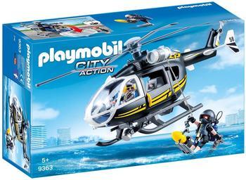 Playmobil City Action - SEK Helikopter (9363)