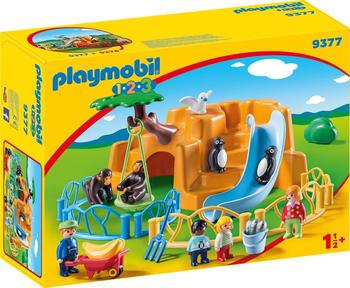 Playmobil 1.2.3 - Zoo (9377)