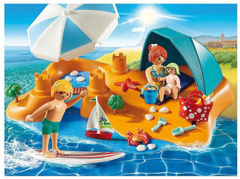 Playmobil Family Fun - Familie am Strand (9425)