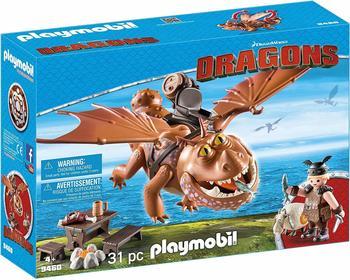 Playmobil Fischbein und Fleischklops