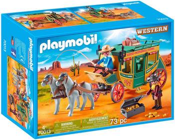 Playmobil Western Westernkutsche (70013)