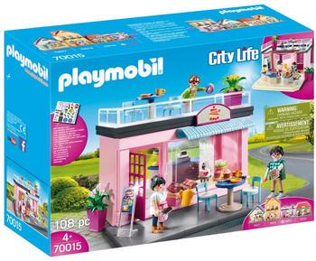Playmobil 70015 Mein Lieblingscafé,