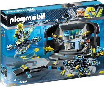 Playmobil City Action Dr. Drones Command Center (9250)