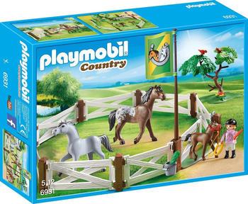 Playmobil Country Pferdekoppel (6931)
