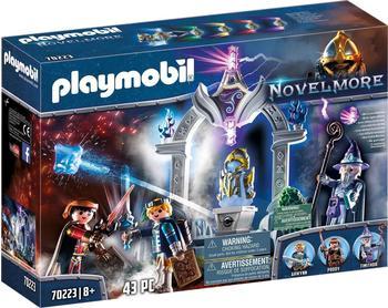 Playmobil Novelmore - Schrein der magischen Rüstung (70223)