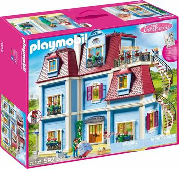 Playmobil Dollhouse - Mein großes Puppenhaus (70205)