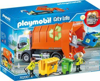 Playmobil City Life - Müllfahrzeug (70200)