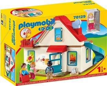 Playmobil 1.2.3 - Einfamilienhaus (70129)