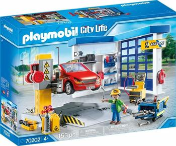 Playmobil City Life - Autowerkstatt (70202)