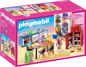 Playmobil Dollhouse Familienküche (70206)