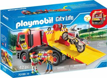 Playmobil City Life - Abschleppdienst (70199)