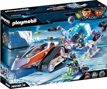 Playmobil Top Agents - Spy Team Kommandoschlitten (70230)