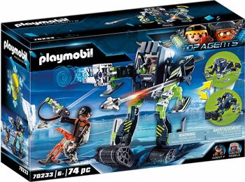 Playmobil Top Agents - Arctic Rebels Eisroboter (70233)
