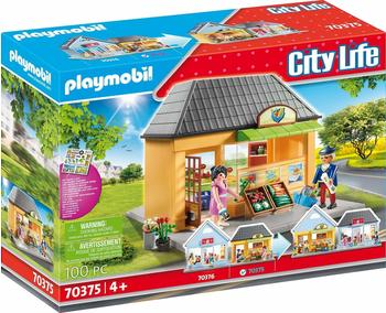 Playmobil City Life Mein Supermarkt (70375)