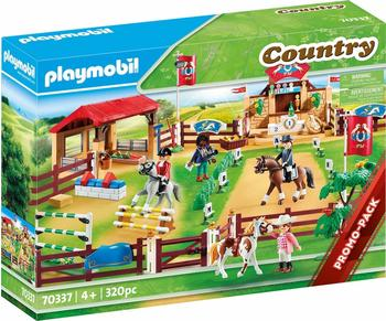 Playmobil Country - Großer Reitturnierplatz (70337)