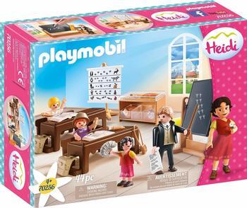 Playmobil Heidi - Schulunterricht im Dörfli (70256)