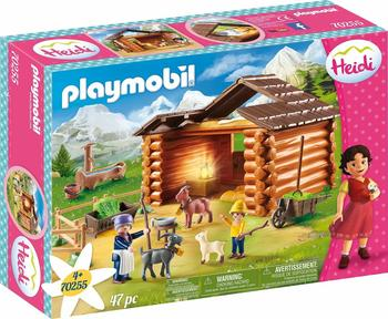 Playmobil Peters Ziegenstall (70255)