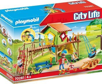 Playmobil City Life - Abenteuerspielplatz (70281)
