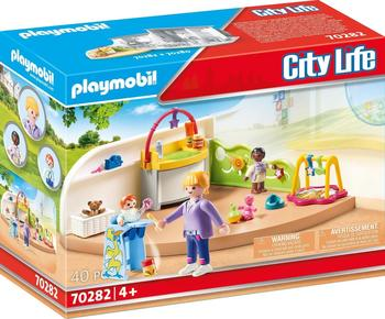 Playmobil City Life - Krabbelgruppe (70282)