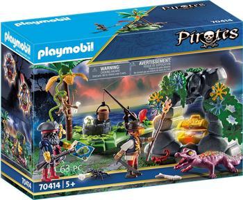 Playmobil Pirates - Piraten-Schatzversteck (70414)