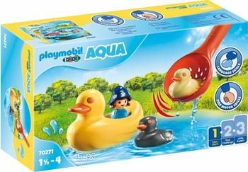 Playmobil 1.2.3 - Aqua Entenfamilie (70271)