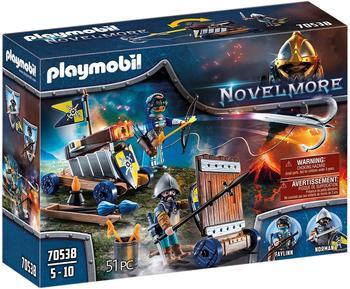 Playmobil Novelmore - Burnham Raiders Feuerruine (70539)