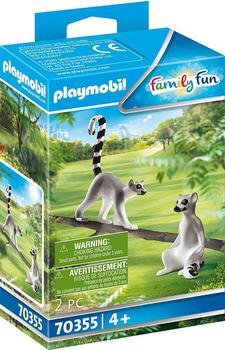 Playmobil Family Fun - 2 Kattas (70355)