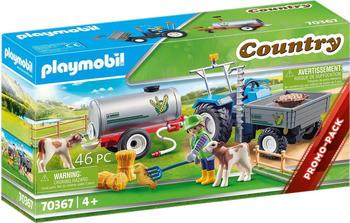 Playmobil Country - Ladetraktor mit Wassertank (70367)