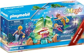 Playmobil Magic Korallen-Lounge der Meerjungfrauen 70368